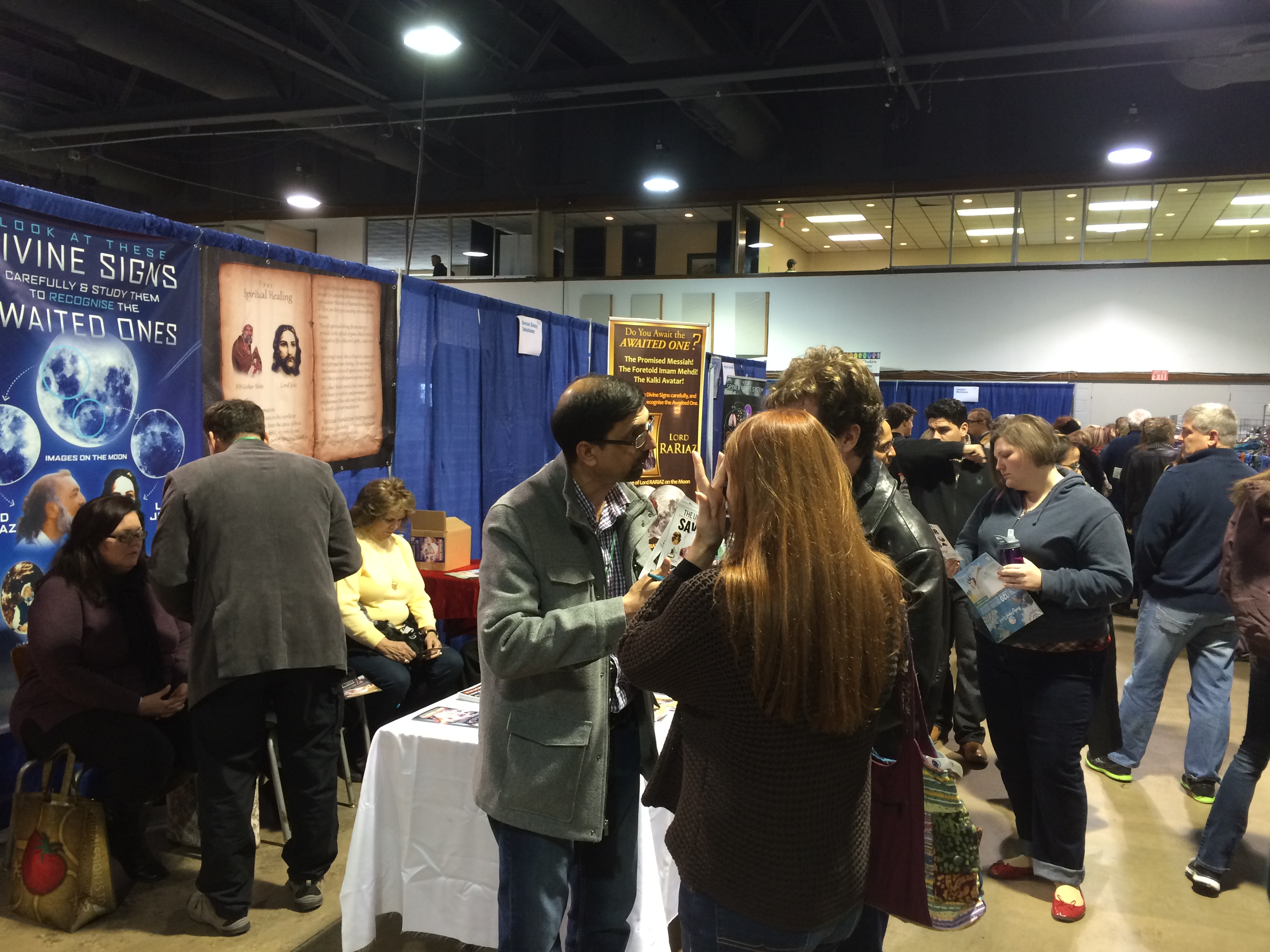 Raleigh Body Mind and Spirit Expo