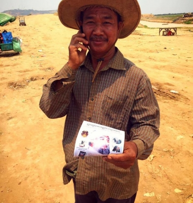 Our Message Reaches Cambodia and Laos!