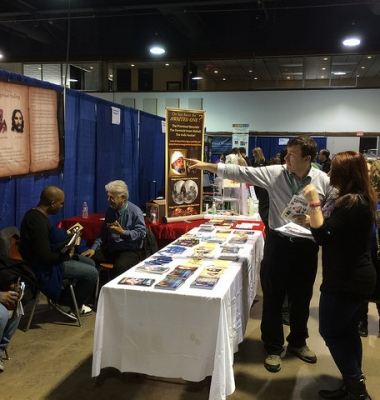Raleigh Body Mind and Spirit Expo – A Success!