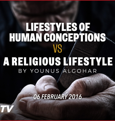 Lifestyles of Human Conception vs a Religious Lifestyle