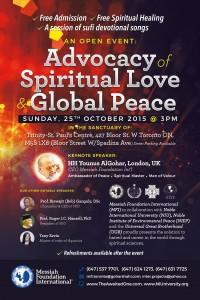 Advocacy of Spiritual Love
