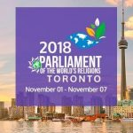 Parliament of the World's Religious Toronto 2018